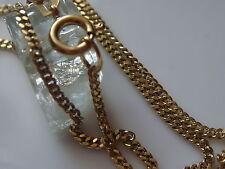 ELEGANTE COLLAR 333ER Oro Cadena de Oro Collar de oro