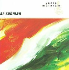 Vande Mataram by A.R. Rahman (CD)