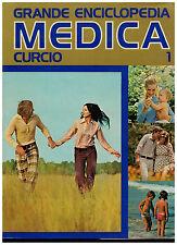GRANDE ENCICLOPEDIA MEDICA CURCIO  vol. 1 - Ottimo