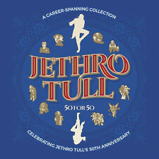 Jethro Tull - 50 for 50 - New 3CD Album - Pre Order 25th May