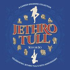 Jethro Tull - 50 for 50 - New 3CD Album