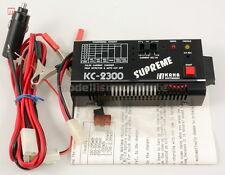 Supreme KC-2300 Chargeur de Batterie 4.8-12V ni-Cd Vintage Chargeur Modélisme