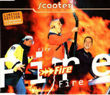 Scooter - Fire (Minimax, Maxi, Ltd, Red) CD - 6239