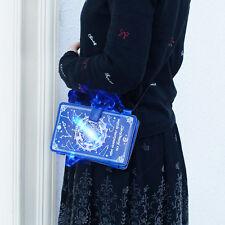 Constellation Divination Magic Book Mini Shoulder Mobile Phone Bag Wallet Purse