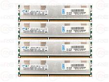 € 80+IVA IBM 44T1483 16GB (4x 4GB) ECC DDR3 1333MHz Server System x3550 x3650 M2