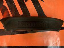 5.5 for narrow clamps M-375 Fly Racing Snowmobile Handlebar Pad Black