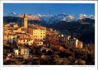 Frankreich France Carte Postale PROVENCE Berg-Dorf Le Broc Alpes-Maritimes color