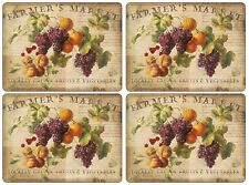 Pimpernel Abundant Fall Placemats - Set of 4