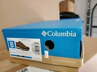 Brand New Columbia Men's Firecamp III Waterproof Hiking Shoe - Size 8 with Tag
