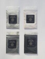 Effektpigment Metallicpigment Perle, Silber, Anthrazit und schwarz auch Harz