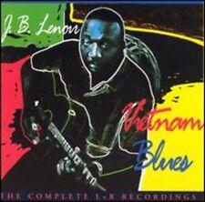 Vietnam Blues-Complete L&R Rec - J.B. Lenoir (1995, CD NEU)