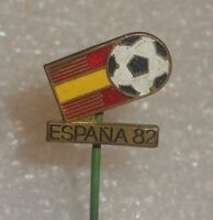 Spain Espana 82 FIFA Football World Cup 1982 Soccer Official Logo vtg pin badge