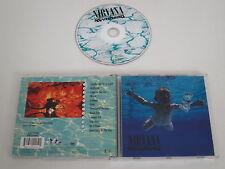 NIRVANA/NEVERMIND(GEFFEN GED 24425+DGCD 24425) CD ALBUM