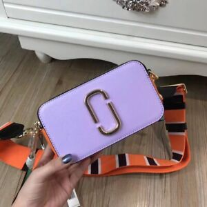 Marc Jacobs  Snapshot Small Camera Bag Crossbody Bag purple multi  sales