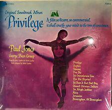 Privilege -- Original Soundtrack Album -- UNI Records -- 1967 -- Vinyl