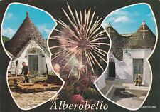 * ALBEROBELLO - Panorami con fuochi d'artificio