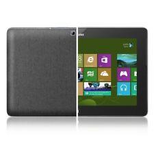 Skinomi Brushed Steel Tablet Skin+Screen Guard for Samsung ATIV Tablet GT-P8510