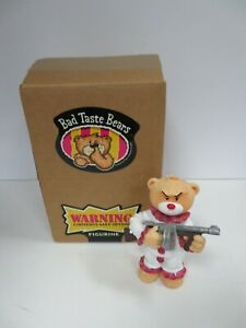 BAD TASTE BEARS - COCO ADULT HUMOR COLLECTIBLE FIGURINE (RNDO)