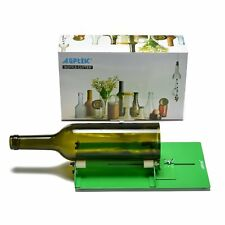 AGPtek Long Glass Bottle Cutter Machine Cutting Tool For Wine Bottles Suit fo...