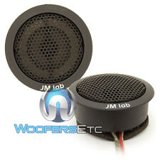 "PAIR OF JM LAB TN-45 HOME AUDIO 1"" TWEETERS NEW"