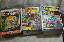 Lot DEFENDERS (1972) #1-152, Ann 1, Giant-Size #1-5, (2001) #1-12, (2005) #1-5!