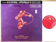 RCA WHITE DOG Tchaikovsky REINER Nutcracker Excerpts LSC-2328