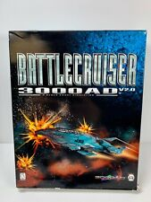 Battlecruiser 3000AD V2.0 Big Box PC Game