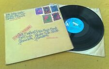 """CAPT BEEFHEART """" STRICTLY PERSONAL """"RARE UK STEREO PROMO STICKERED BLUE LABEL"""