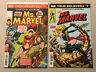 MS. MARVEL TRUE BELIEVERS ALL NEW CAPTAIN CAROL DANVERS #1 brie larson 1st app