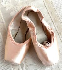 Used Pointe Shoes Worn By a Professional Dancer - Freeds of London Brand