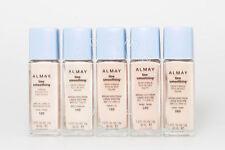 Maquillage liquides sans huile pour le teint