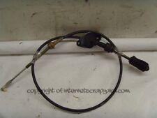 JEEP GRAND CHEROKEE WJ 99-04 3.1 CAMBIO AUTOMATICO SHIFTER wire del cavo + gomma