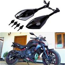 LED Turn Signals Side Mirrors 8/10mm For Sportbikes CB1000R Z800 FZ8 GSR 750 US