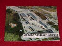 [COLLECTION AVIATION] CATALOGUE / AVIONS MARCEL DASSAULT - BREGUET 1969 Photos