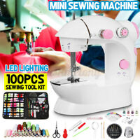 US Electric Desktop Sewing Machine 12 Stitches House Tailor 2 Speed Xmas Gift