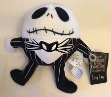 Disney's The Nightmare before Christmas Squeaky Dog Toy Humpty Dumpty Jack - NEW