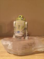 Custom Star Wars R3-T7 Flash USB Drive 16GB Sony Clear Dome