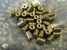 2000 pieces M2 female threaded brass spacer 6.1 mm standoff quantity 2000pcs