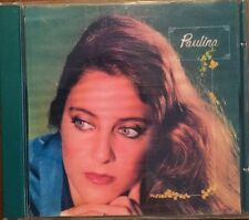 PAULINA - Disco Rarisimo En Copia CD remasterizado Del LP ( Lopez Portillo