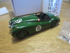 Rare Provence Moulage 1:43 Resin Model 1950 Jaguar XK120 Le Mans, MIB