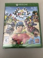 Race With Ryan Microsoft Xbox One Video Game NEW SEALED