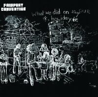 Fairport Convention - What We Did On Our Saturday [New CD] UK - Import