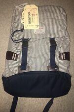 Burton Tinder Backpack Ticking Stripe