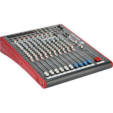 Allen & Heath ZED14 14-Channel Recording / Live Sound Mixer w/ USB Zed-14 NEW
