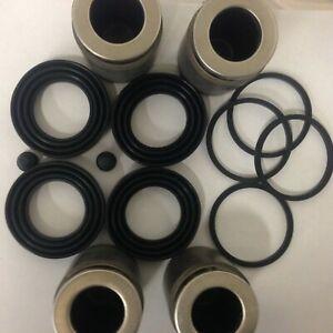 Disc Brake Caliper Piston & seal kit REAR  fits 2005-2012 Ford F250 F350 SRW