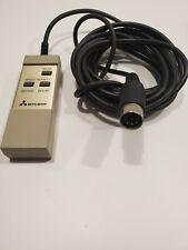 Vintage Mitsubishi wired remote