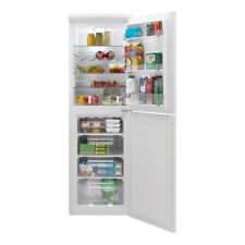 Hoover HSC574W Freestanding 50/50 Fridge Freezer with 260L Capacity in White