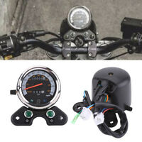 Motorcycle Odometer Speedometer Tachometer Speedo Meter For Suzuki Cafe Racer DY