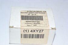 Lot of 25 NEW 4XY27 Shoulder Screw, Standard, Alloy Steel, 5/16'' Shoulder Dia.,