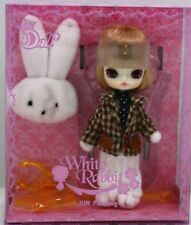 New Jun Planning Little Dal+ LD-241 White Rabbit ABS Doll PAINTED